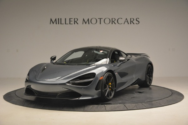 Used 2018 McLaren 720S Performance for sale $234,900 at Bentley Greenwich in Greenwich CT 06830 2