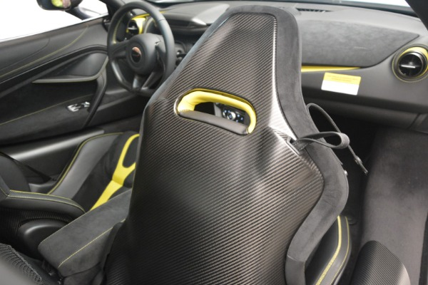 Used 2018 McLaren 720S Performance for sale $234,900 at Bentley Greenwich in Greenwich CT 06830 27