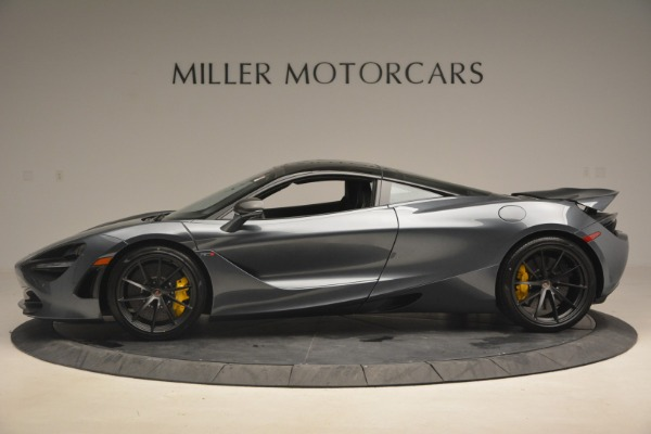 Used 2018 McLaren 720S Performance for sale $234,900 at Bentley Greenwich in Greenwich CT 06830 3