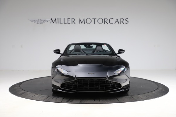 New 2021 Aston Martin Vantage Roadster for sale $189,186 at Bentley Greenwich in Greenwich CT 06830 11