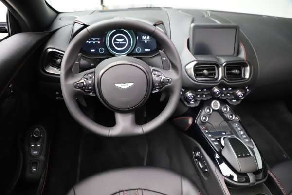 New 2021 Aston Martin Vantage Roadster for sale $189,186 at Bentley Greenwich in Greenwich CT 06830 17