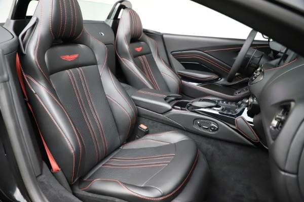 New 2021 Aston Martin Vantage Roadster for sale $189,186 at Bentley Greenwich in Greenwich CT 06830 20