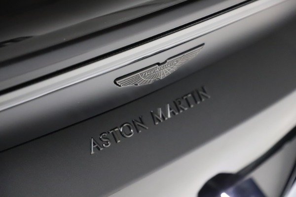 New 2021 Aston Martin Vantage Roadster for sale $189,186 at Bentley Greenwich in Greenwich CT 06830 21