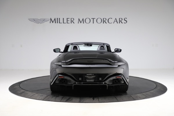New 2021 Aston Martin Vantage Roadster for sale $189,186 at Bentley Greenwich in Greenwich CT 06830 5