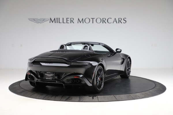 New 2021 Aston Martin Vantage Roadster for sale $189,186 at Bentley Greenwich in Greenwich CT 06830 6