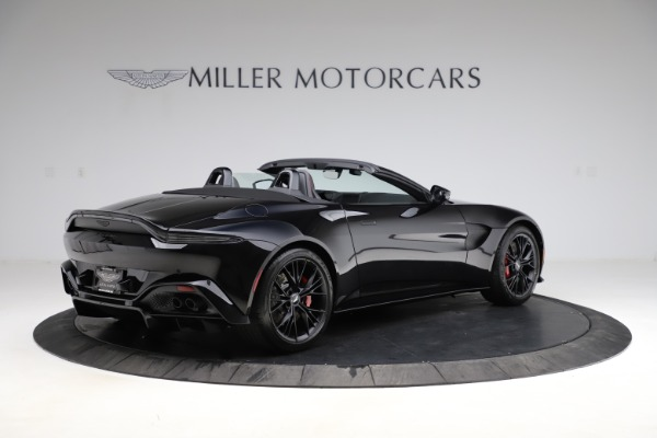 New 2021 Aston Martin Vantage Roadster Convertible for sale $189,186 at Bentley Greenwich in Greenwich CT 06830 7