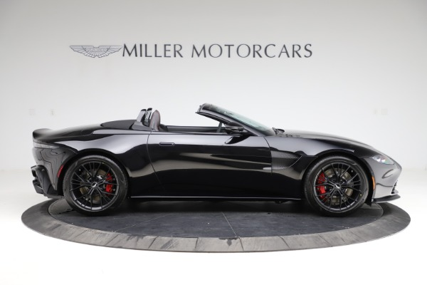 New 2021 Aston Martin Vantage Roadster for sale $189,186 at Bentley Greenwich in Greenwich CT 06830 8