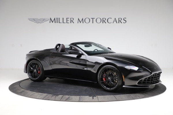 New 2021 Aston Martin Vantage Roadster for sale $189,186 at Bentley Greenwich in Greenwich CT 06830 9