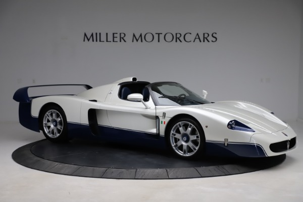 Used 2005 Maserati MC 12 for sale Call for price at Bentley Greenwich in Greenwich CT 06830 10