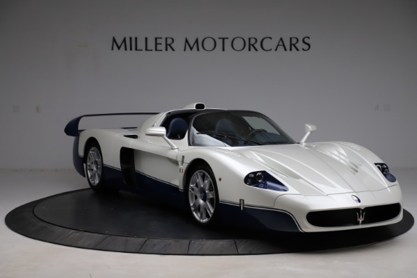 Used 2005 Maserati MC 12 for sale Call for price at Bentley Greenwich in Greenwich CT 06830 11