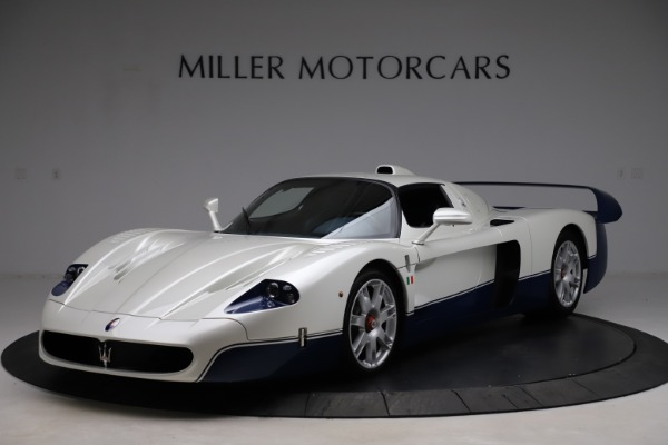 Used 2005 Maserati MC 12 for sale Call for price at Bentley Greenwich in Greenwich CT 06830 13