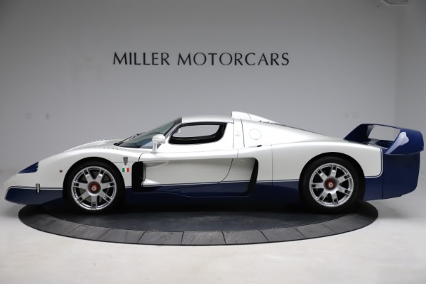 Used 2005 Maserati MC 12 for sale Call for price at Bentley Greenwich in Greenwich CT 06830 14