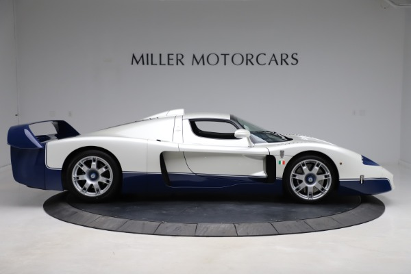 Used 2005 Maserati MC 12 for sale Call for price at Bentley Greenwich in Greenwich CT 06830 15