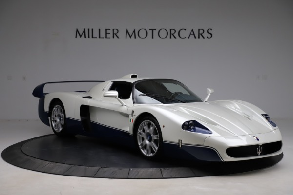 Used 2005 Maserati MC 12 for sale Call for price at Bentley Greenwich in Greenwich CT 06830 16