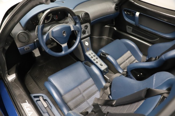 Used 2005 Maserati MC 12 for sale Call for price at Bentley Greenwich in Greenwich CT 06830 17
