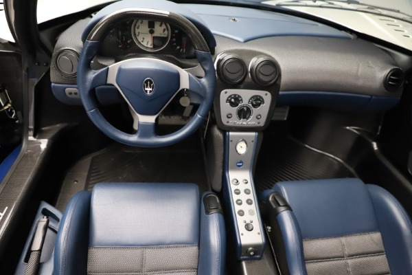 Used 2005 Maserati MC 12 for sale Call for price at Bentley Greenwich in Greenwich CT 06830 18