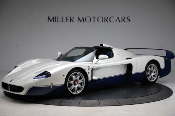 Used 2005 Maserati MC 12 for sale Call for price at Bentley Greenwich in Greenwich CT 06830 2