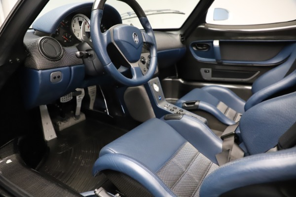 Used 2005 Maserati MC 12 for sale Call for price at Bentley Greenwich in Greenwich CT 06830 21