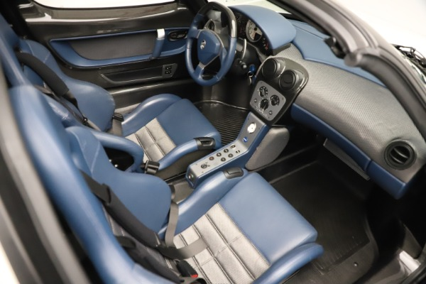 Used 2005 Maserati MC 12 for sale Call for price at Bentley Greenwich in Greenwich CT 06830 22
