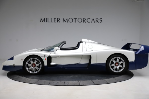 Used 2005 Maserati MC 12 for sale Call for price at Bentley Greenwich in Greenwich CT 06830 3