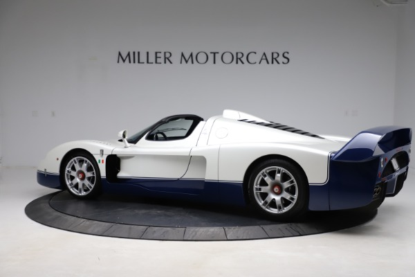 Used 2005 Maserati MC 12 for sale Call for price at Bentley Greenwich in Greenwich CT 06830 4