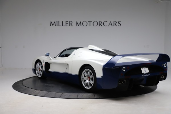 Used 2005 Maserati MC 12 for sale Call for price at Bentley Greenwich in Greenwich CT 06830 5