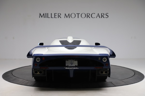 Used 2005 Maserati MC 12 for sale Call for price at Bentley Greenwich in Greenwich CT 06830 6