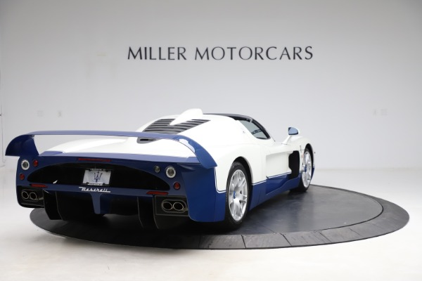 Used 2005 Maserati MC 12 for sale Call for price at Bentley Greenwich in Greenwich CT 06830 7
