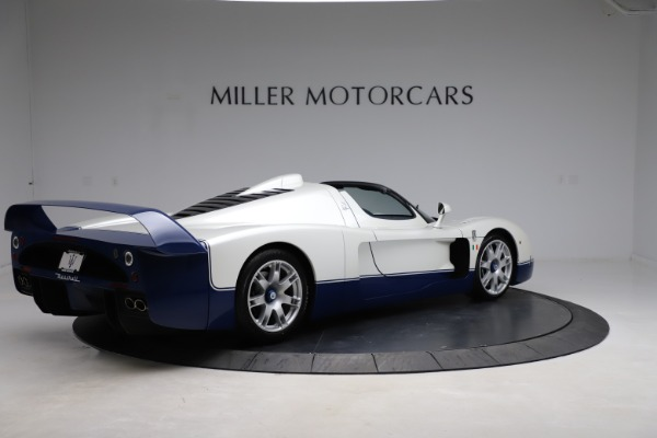Used 2005 Maserati MC 12 for sale Call for price at Bentley Greenwich in Greenwich CT 06830 8