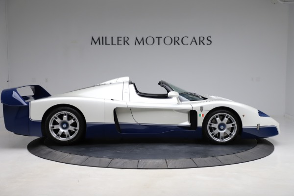 Used 2005 Maserati MC 12 for sale Call for price at Bentley Greenwich in Greenwich CT 06830 9