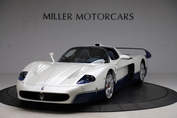 Used 2005 Maserati MC 12 for sale Call for price at Bentley Greenwich in Greenwich CT 06830 1