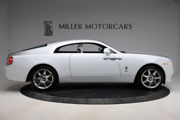 Used 2014 Rolls-Royce Wraith for sale Call for price at Bentley Greenwich in Greenwich CT 06830 10