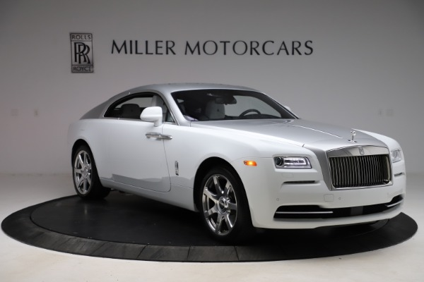 Used 2014 Rolls-Royce Wraith for sale Call for price at Bentley Greenwich in Greenwich CT 06830 12