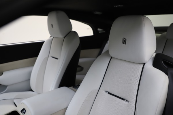 Used 2014 Rolls-Royce Wraith for sale Call for price at Bentley Greenwich in Greenwich CT 06830 13