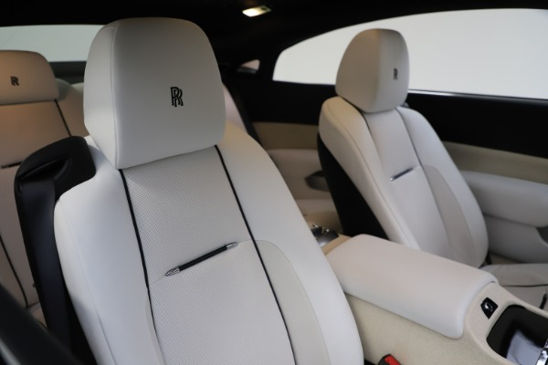 Used 2014 Rolls-Royce Wraith for sale Call for price at Bentley Greenwich in Greenwich CT 06830 14