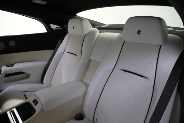 Used 2014 Rolls-Royce Wraith for sale Call for price at Bentley Greenwich in Greenwich CT 06830 18