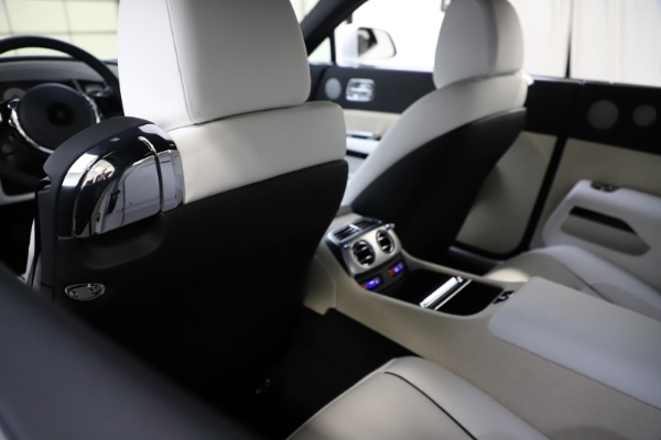 Used 2014 Rolls-Royce Wraith for sale Call for price at Bentley Greenwich in Greenwich CT 06830 19