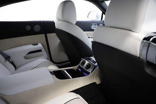 Used 2014 Rolls-Royce Wraith for sale Call for price at Bentley Greenwich in Greenwich CT 06830 20