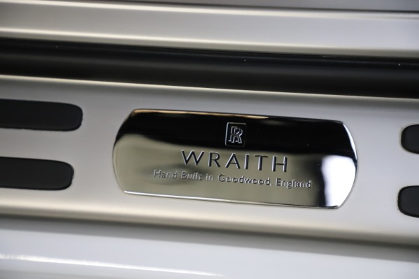 Used 2014 Rolls-Royce Wraith for sale Call for price at Bentley Greenwich in Greenwich CT 06830 23