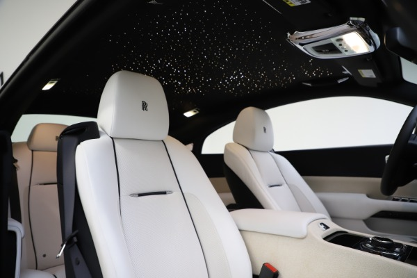 Used 2014 Rolls-Royce Wraith for sale Call for price at Bentley Greenwich in Greenwich CT 06830 24