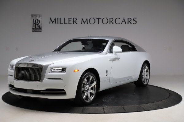 Used 2014 Rolls-Royce Wraith for sale Call for price at Bentley Greenwich in Greenwich CT 06830 3