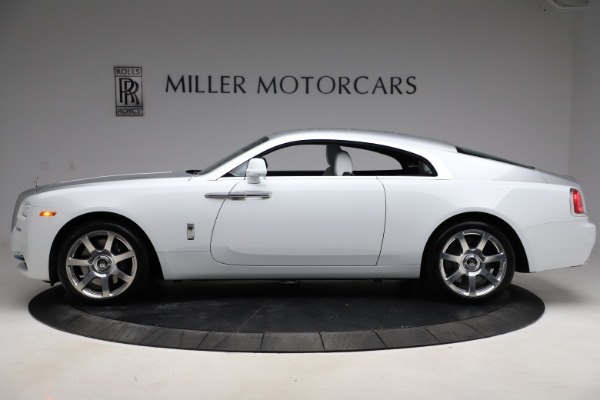 Used 2014 Rolls-Royce Wraith for sale Call for price at Bentley Greenwich in Greenwich CT 06830 4