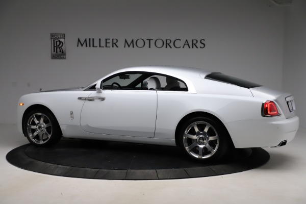 Used 2014 Rolls-Royce Wraith for sale Call for price at Bentley Greenwich in Greenwich CT 06830 5