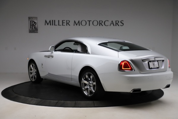 Used 2014 Rolls-Royce Wraith for sale Call for price at Bentley Greenwich in Greenwich CT 06830 6
