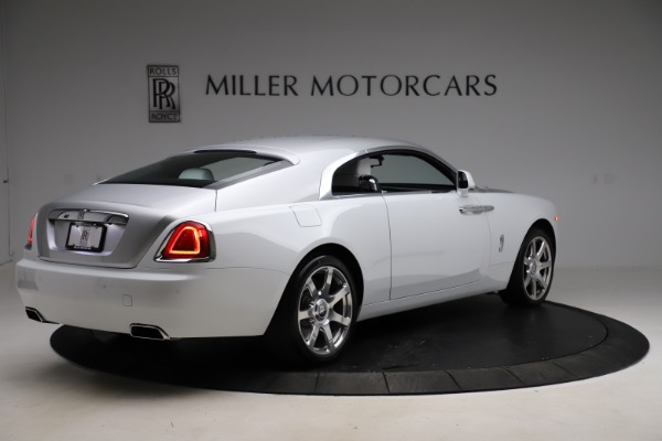 Used 2014 Rolls-Royce Wraith for sale Call for price at Bentley Greenwich in Greenwich CT 06830 9