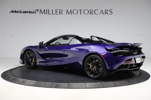 Used 2020 McLaren 720S Spider for sale $324,990 at Bentley Greenwich in Greenwich CT 06830 10
