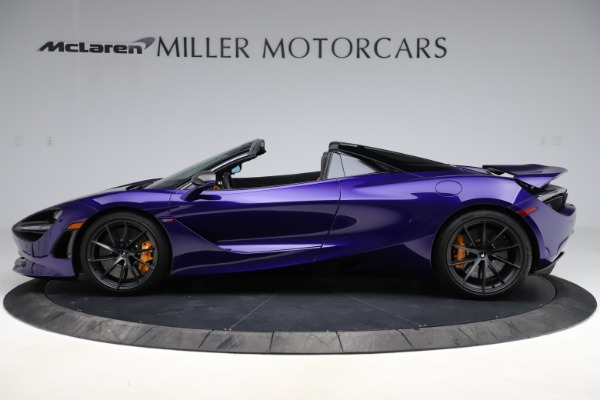 Used 2020 McLaren 720S Spider Performance for sale $324,990 at Bentley Greenwich in Greenwich CT 06830 11