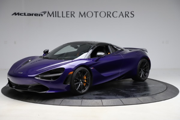 Used 2020 McLaren 720S Spider for sale $324,990 at Bentley Greenwich in Greenwich CT 06830 12