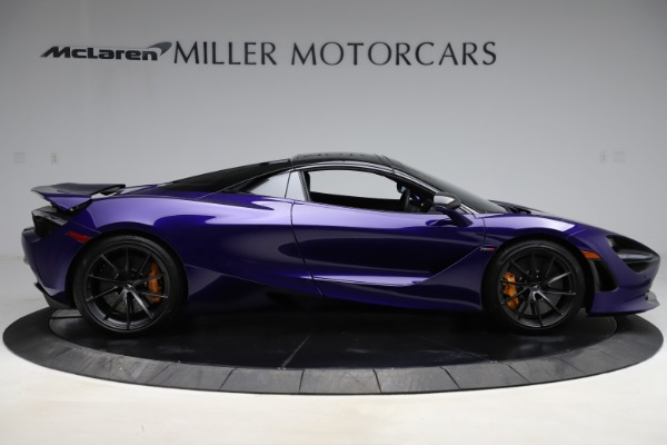 Used 2020 McLaren 720S Spider for sale $324,990 at Bentley Greenwich in Greenwich CT 06830 13