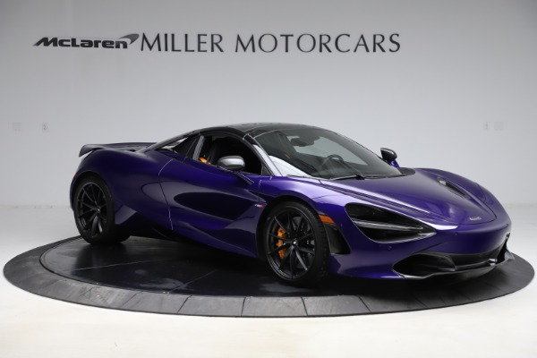 Used 2020 McLaren 720S Spider Performance for sale $324,990 at Bentley Greenwich in Greenwich CT 06830 14